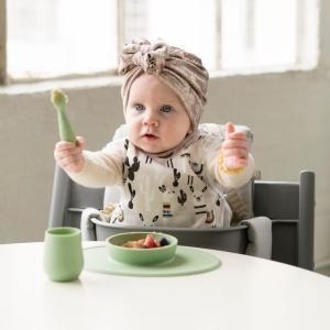 ezpz First Foods Set sööginõude komplekt