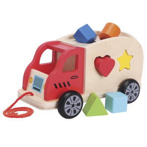 "New Classic Toys sorteerimismäng ""Veoauto"""