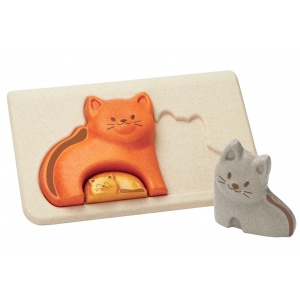 PlanToys Cat Puzzle