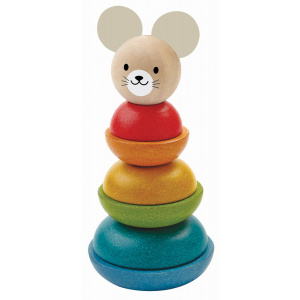 PlanToys Stacking Ring, Mouse