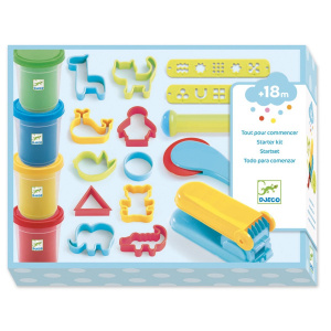 DJECO Introduction To Play Dough Set