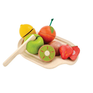 PlanToys Assorted Fruit Set