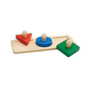 PlanToys Shape Matching Puzzle