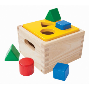 PlanToys Sort & Shape It Out