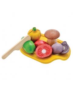 PlanToys Assorted Vegetables Set