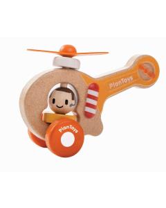 PlanToys puidust helikopter