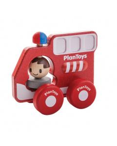 PlanToys Fire Truck
