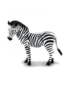 CollectA Animal Figurine Common Zebra