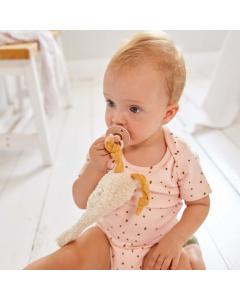 Lässig Knitted Baby Comforter