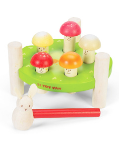 "Le Toy Van Hammer Game ""Mr Mushroom"""