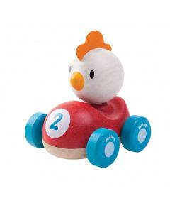 """PlanToys võidusõiduauto """"Kana"""""""