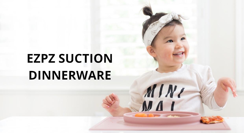 ezpz suction dinnerware