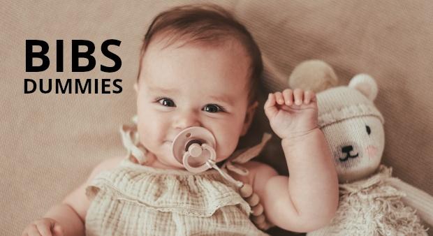 Babies favourite BIBS dummies